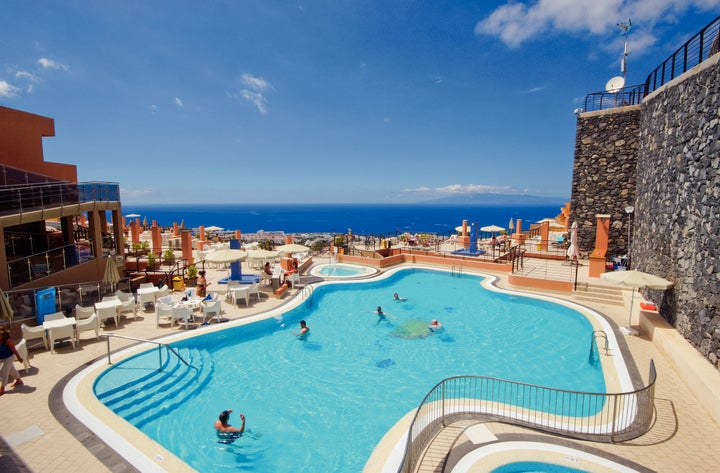 Panoramica Heights in Costa Adeje, Tenerife, Canary Islands
