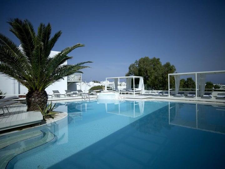 Semeli Hotel in Mykonos Town, Mykonos, Greek Islands