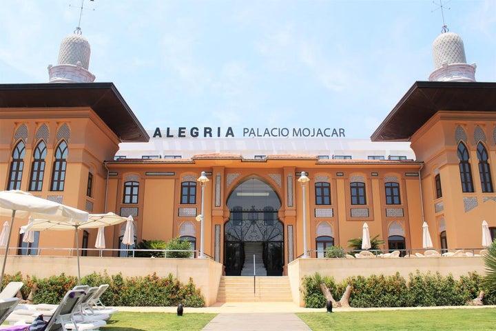 Alegria Palacio de Mojacar in Mojacar, Andalucia, Spain