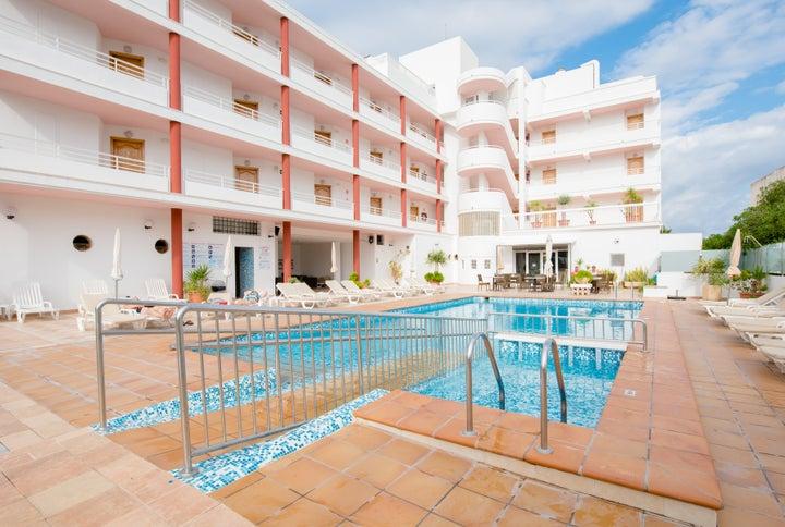 Lakiki Apartments in San Antonio, Ibiza, Balearic Islands
