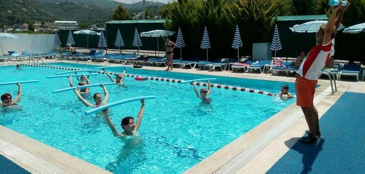 Blue Fish Hotel in Konakli, Antalya, Turkey