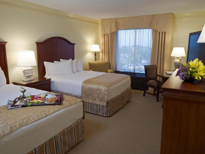 Rosen Plaza Hotel in Orlando, Florida, USA