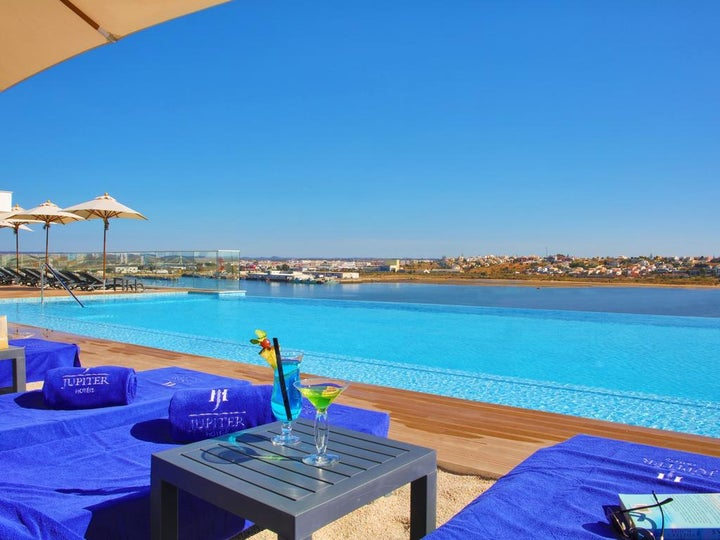 Jupiter Marina Hotel Couples and Spa in Portimao, Algarve, Portugal