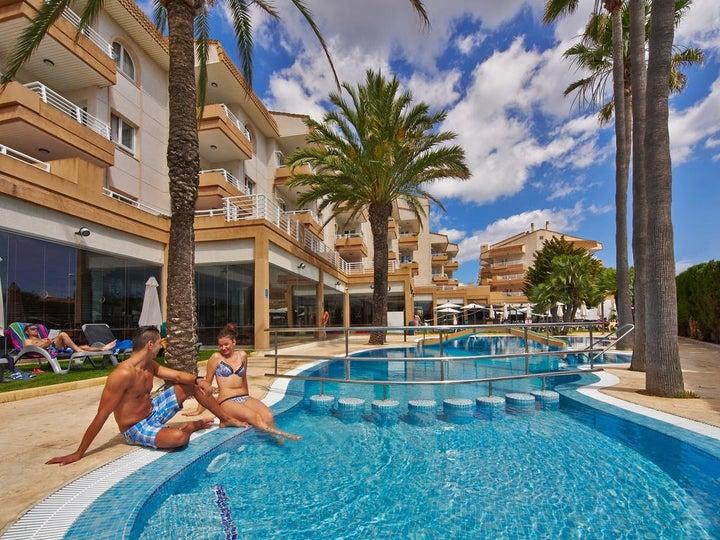 Illot Suites Hotel in Cala Ratjada, Majorca, Balearic Islands