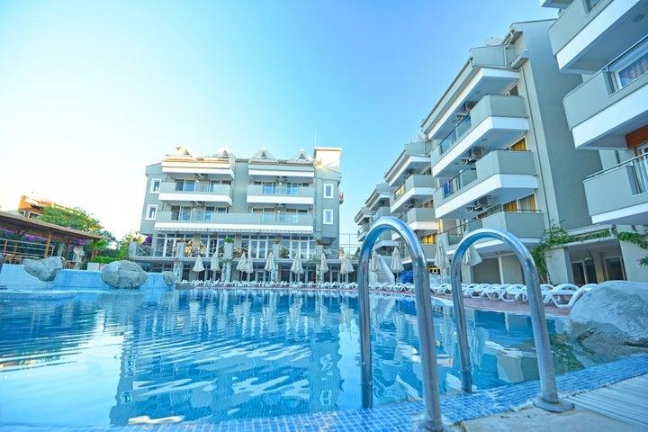 Marmaris Begonville Hotel in Marmaris, Dalaman, Turkey