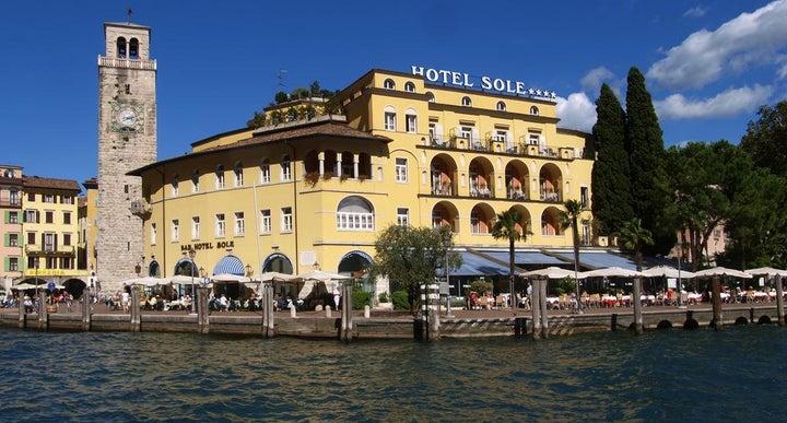 Sole hotel riva del garda in riva italy holidays from 456pp loveholidays - Hotel giardino riva del garda ...