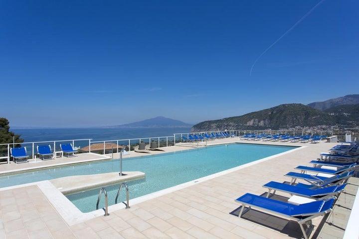 Art Hotel Gran Paradiso in Sorrento, Neapolitan Riviera, Italy