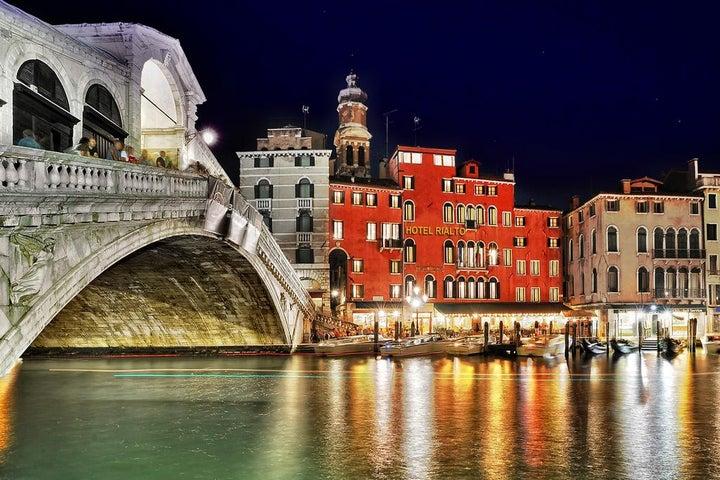 Rialto in Venice, Venetian Riviera, Italy