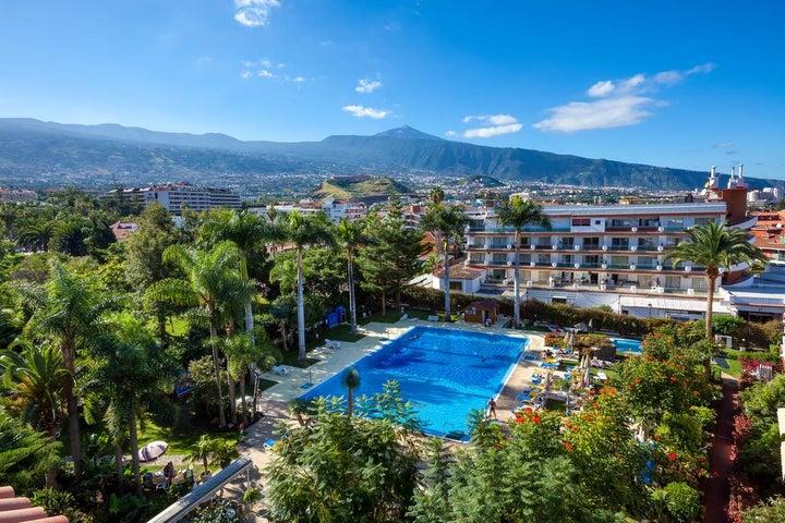Masaru Apartments in Puerto de la Cruz, Tenerife, Canary Islands