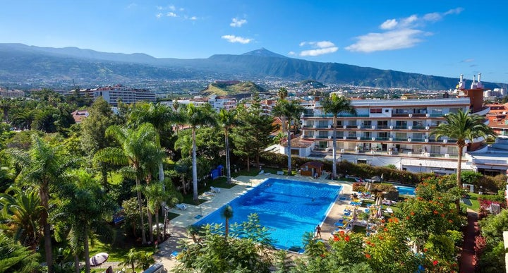 Masaru apartments in puerto de la cruz tenerife holidays from 262pp loveholidays - Airport transfers tenerife south to puerto de la cruz ...