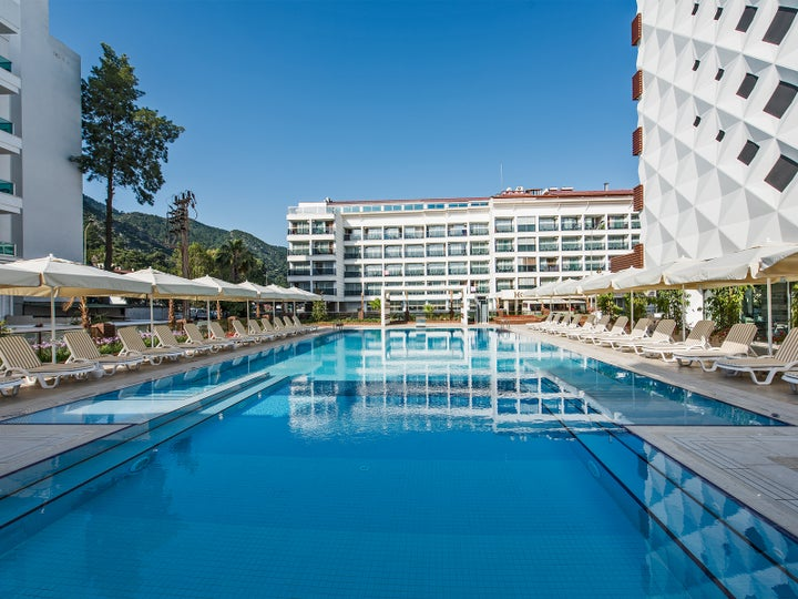 Elite World Marmaris Hotel in Icmeler, Dalaman, Turkey