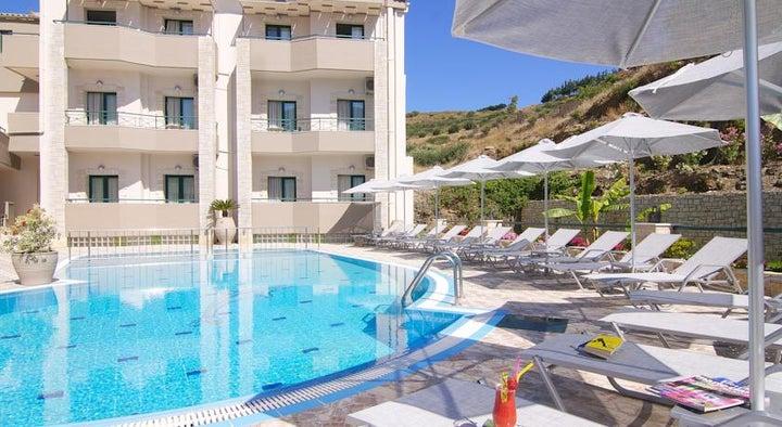 Amalia Apartments and Studios in Bali (Crete), Crete, Greek Islands