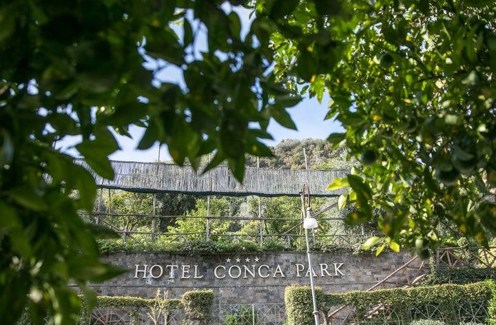 Conca Park Hotel in Sorrento, Neapolitan Riviera, Italy