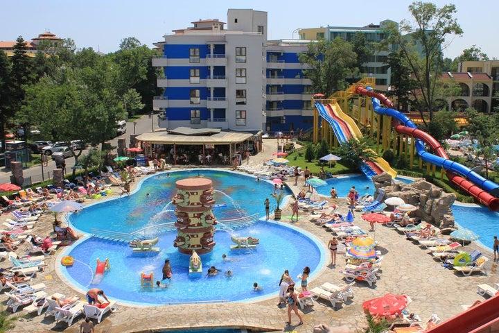 Kuban in Sunny Beach, Bulgaria
