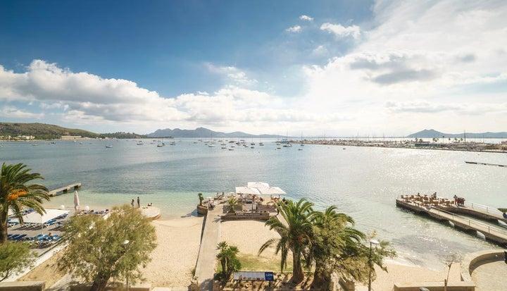 Hotel Capri in Puerto Pollensa, Majorca, Balearic Islands