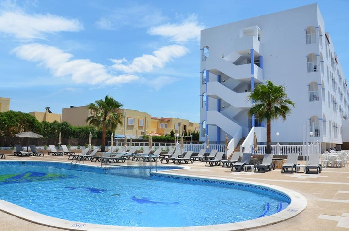 San Marino Hotel Apartments in San Antonio, Ibiza, Balearic Islands