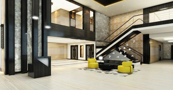 Metropolitan Hotel Dubai in Dubai City, Dubai, United Arab Emirates