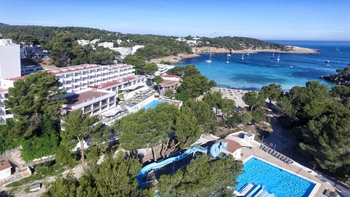 Sandos El Greco Beach Hotel in Portinatx, Ibiza, Balearic Islands