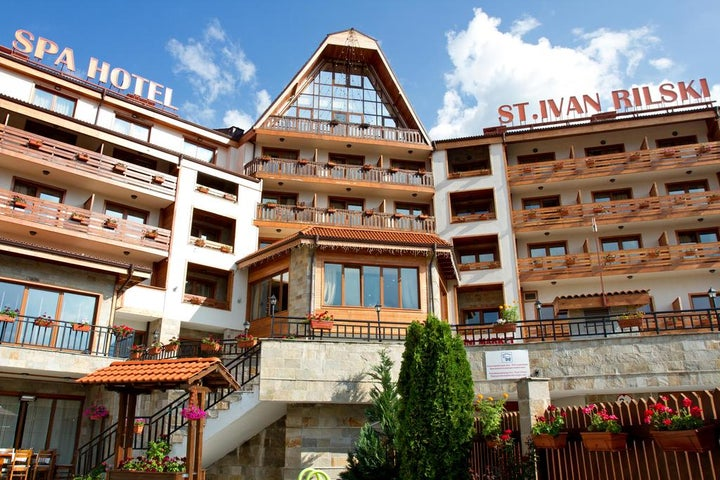 Saint Ivan Rilski Hotel, SPA and Apartments Image 16