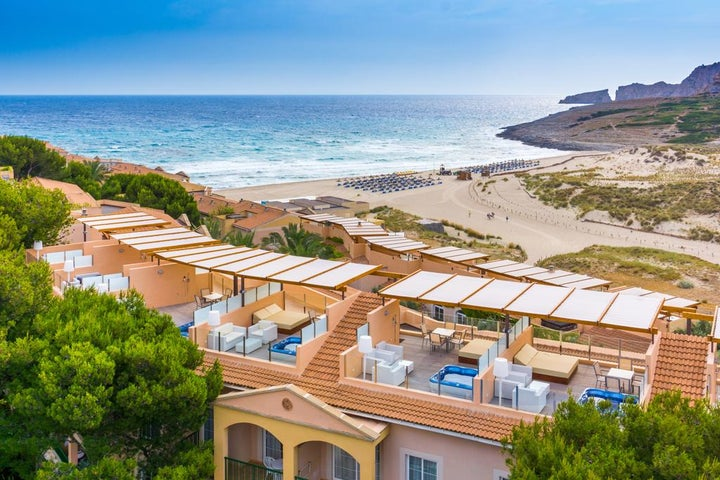 Zafiro Cala Mesquida in Cala Mesquida, Majorca, Balearic Islands