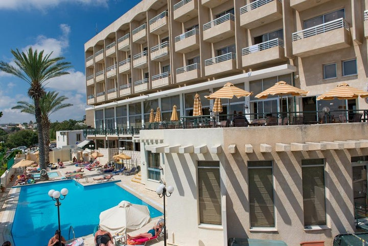 Agapinor Hotel in Paphos, Cyprus