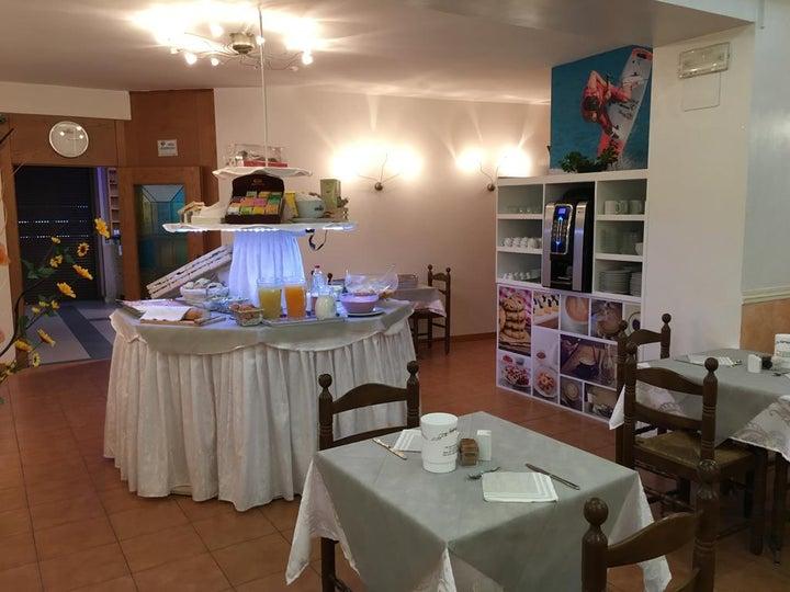 Vela Azzurra hotel Image 37