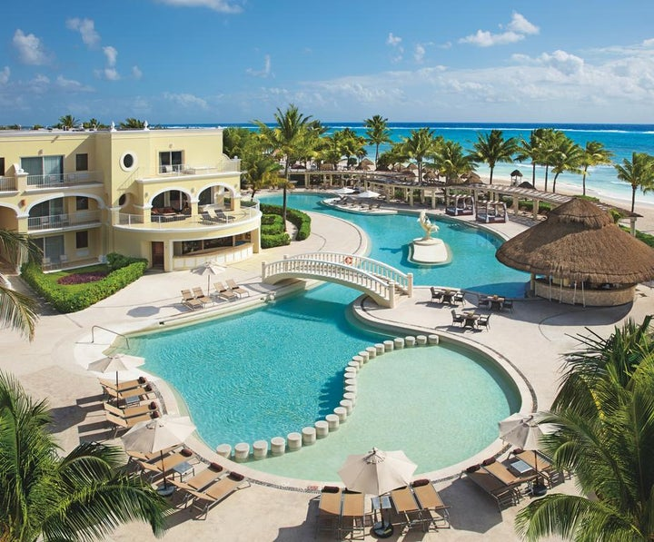 Dreams Tulum Resort Amp Spa In Tulum Mexico Holidays From