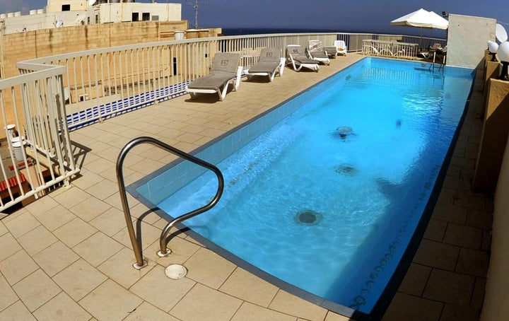 Diplomat Hotel in Sliema, Malta