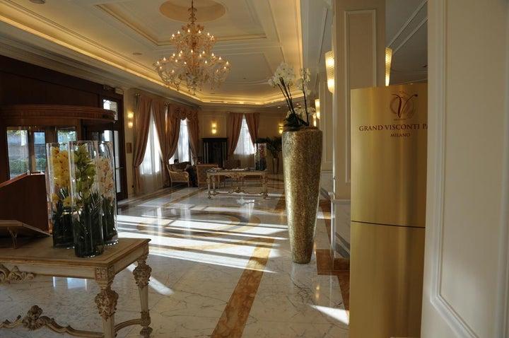 Grand Visconti Palace Image 3