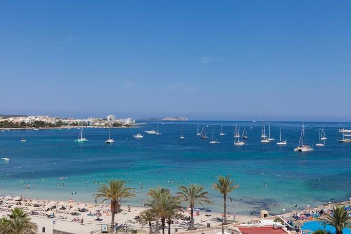 Bellamar Hotel in San Antonio, Ibiza, Balearic Islands