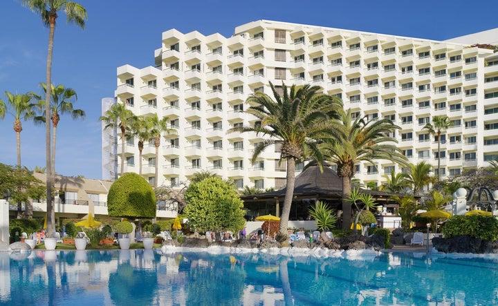 H10 Las Palmeras Hotel in Playa de las Americas, Tenerife, Canary Islands