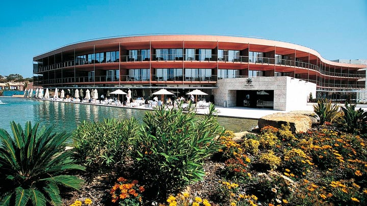 Pestana Vila Sol in Vilamoura, Algarve, Portugal