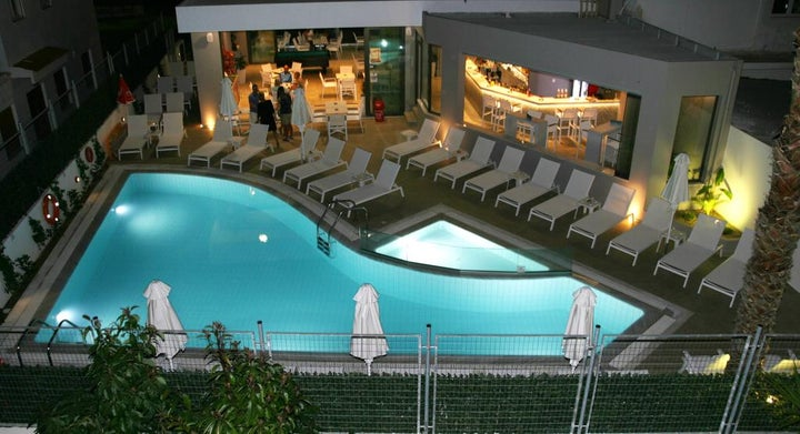Agrelli Hotel in Kardamena, Kos, Greek Islands