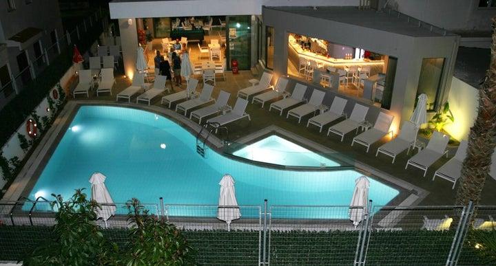Agrelli Hotel In Kardamena Kos Greek Islands