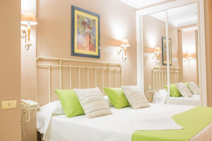 Hotel RF Astoria in Puerto de la Cruz, Tenerife, Canary Islands
