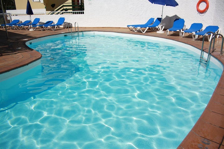 Faisan Apartments in Playa del Ingles, Gran Canaria, Canary Islands