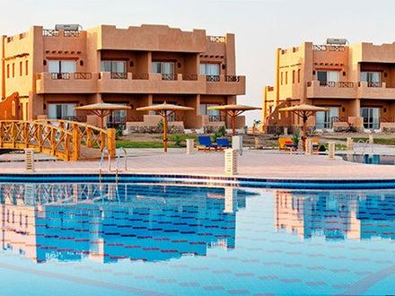 Laguna Beach Resort in Marsa Alam, Red Sea, Egypt