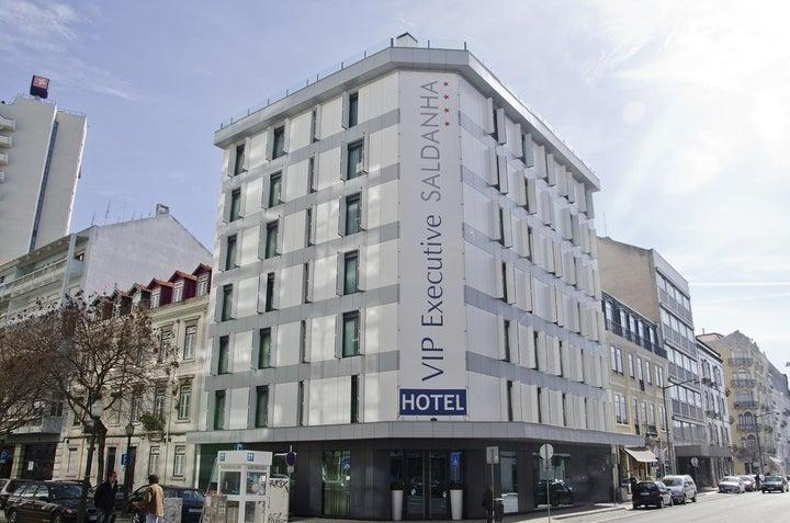 VIP Executive Saldanha Hotel in Lisbon, Portugal