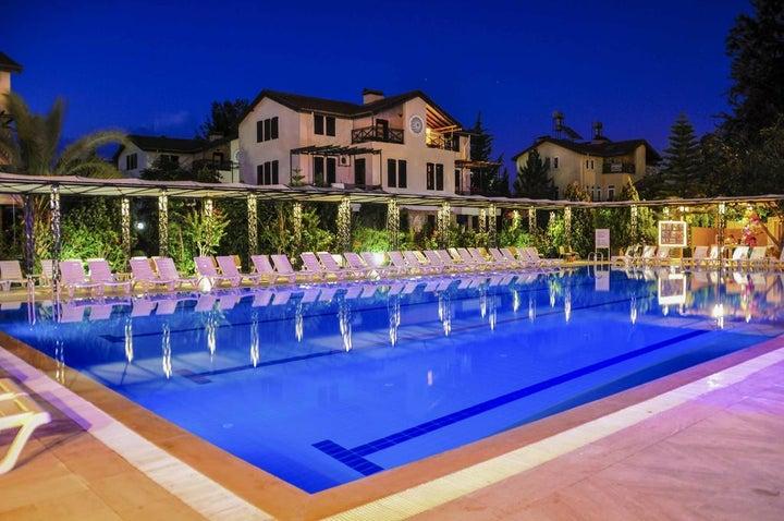 Belkon Hotel in Belek, Antalya, Turkey