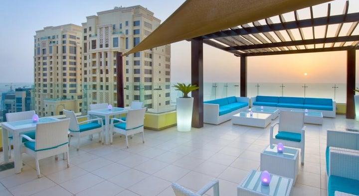 Hilton Dubai The Walk in Jumeirah Beach, Dubai, United Arab Emirates