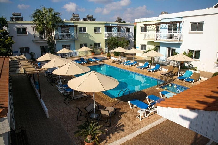 Anais Bay Hotel Apartments in Protaras, Cyprus