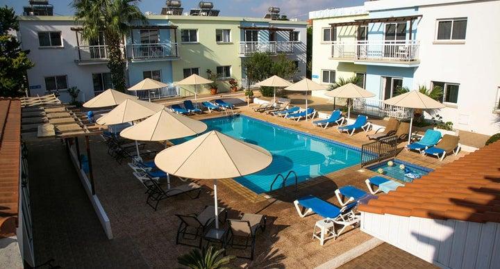 Anais Bay Hotel Apartments in Protaras, Cyprus | Holidays ...