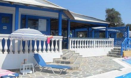 Blue Gardens Apartments in Roda, Corfu, Greek Islands