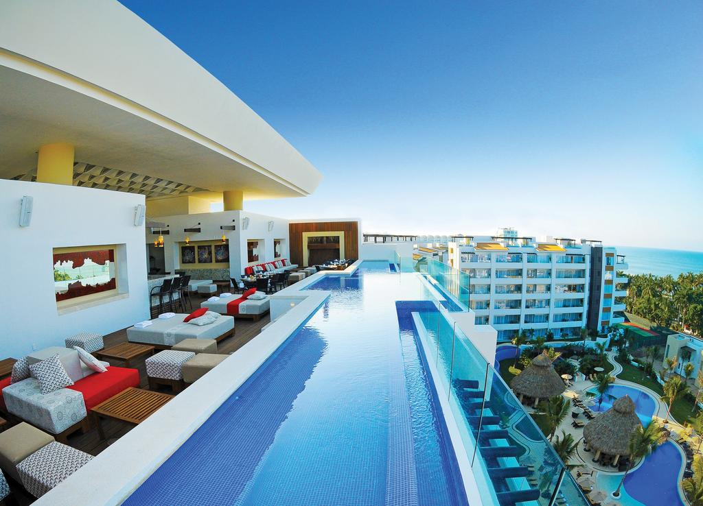 Mix Sky Lounge Cancun