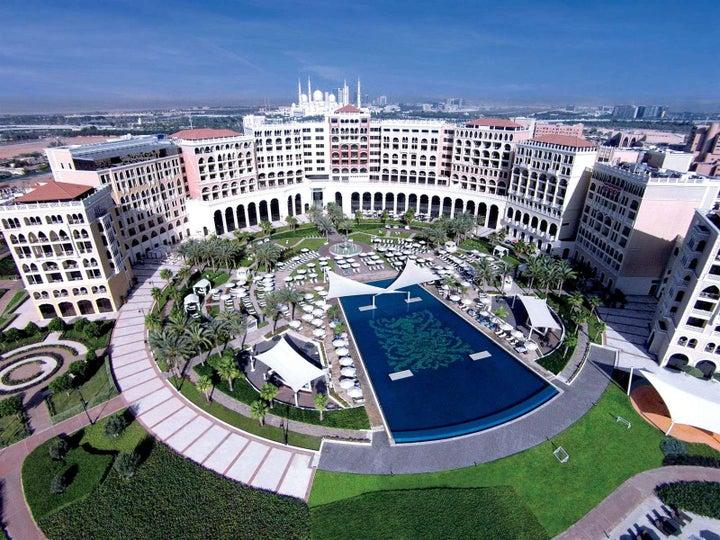 The Ritz Carlton Abu Dhabi Grand Canal in Abu Dhabi, Abu Dhabi, United Arab Emirates