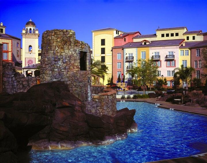 Loews Portofino Bay Hotel At Universal Orlando Image 1