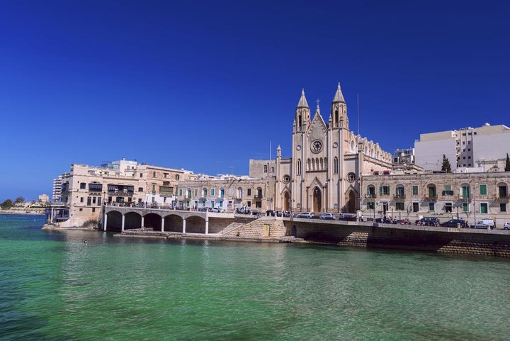 Le Meridien St. Julians Hotel in St Julian's, Malta