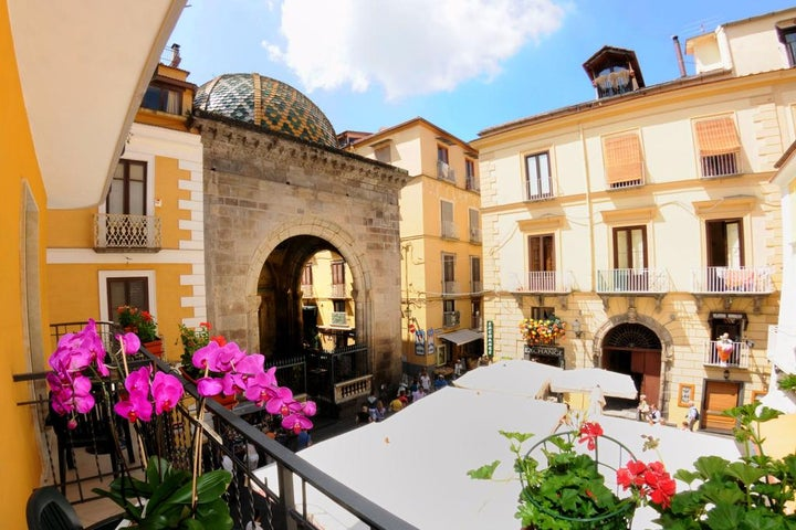 Astoria Sorrento in Sorrento, Neapolitan Riviera, Italy