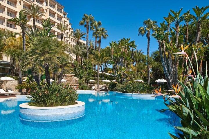 Ria Park Hotel and Spa in Vale do Lobo, Algarve, Portugal