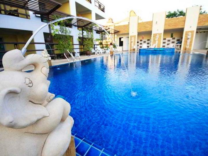 Golden Sea Pattaya Hotel Image 14